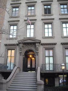 The Salmagundi Club 47 Fifth Avenue New York, NY