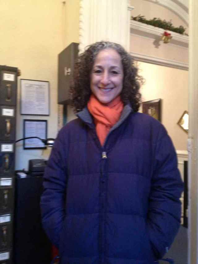 Amanda Epstein at SCNY