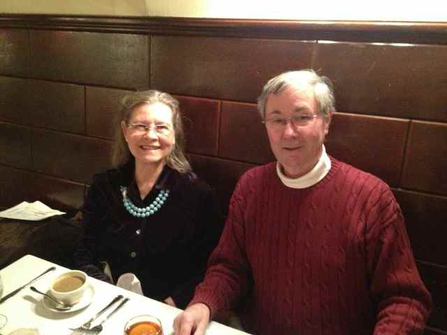 Harriet Reasoner & Dick Dormitzer