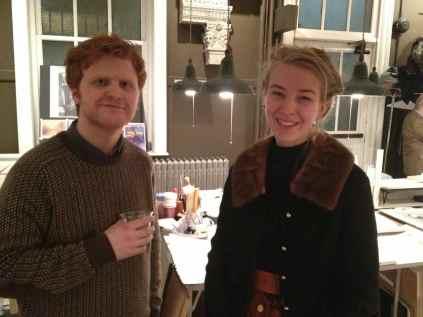 Joseph Loomis and Abigail Tulis