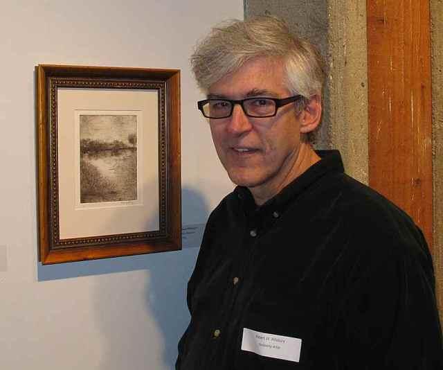 Bob Pillsbury (Monmouth Museum)
