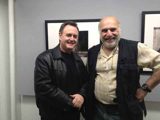 Mitch Kahn and Anthony Almeida • Soho Photo Gallery • NYC
