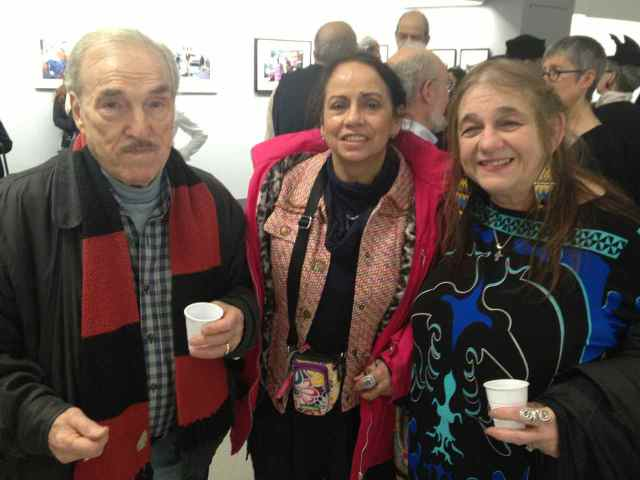 Sy Schleimer, Denise Berman & Carolyn Antonucci-Almeida • Soho Photo Gallery • NYC