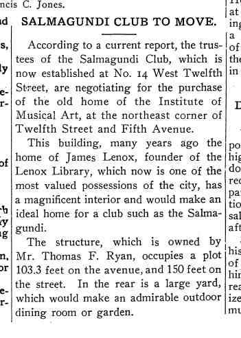 American Art News, July 16th, 1910